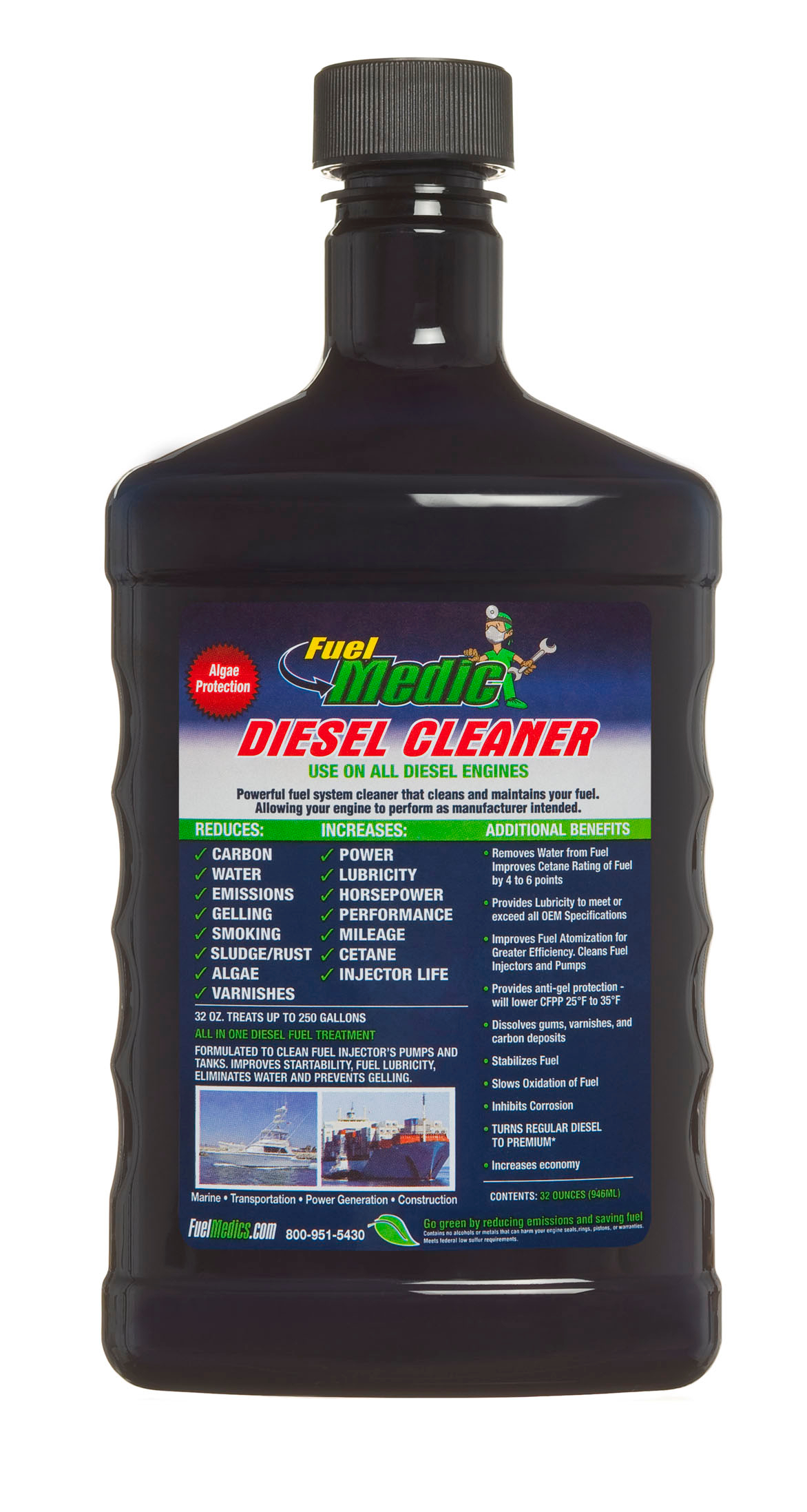 DIESEL CLEANER QUART